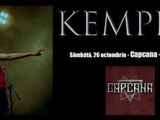 Kempes LIVE in Timisoara @Capcana