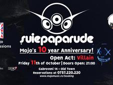 Șuie Paparude @ Mojo's 10 Year Anniversary