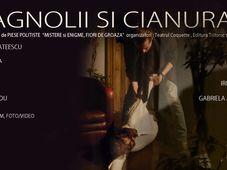 """Teatrul Coquette: """"Magnolii si cianura"""""""