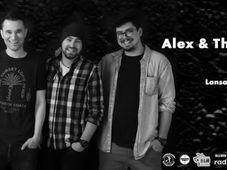 Alex & The Fat Penguins // Lansare - Quantum Physics