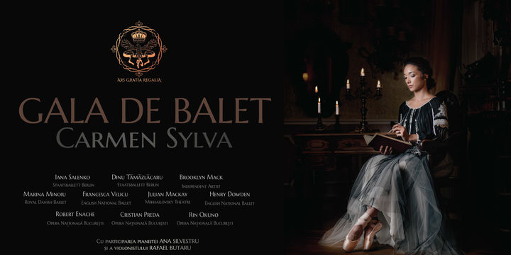 "Gala de Balet ""Carmen Sylva"""