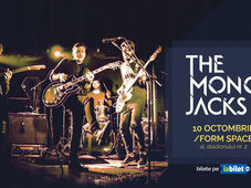 The Mono Jacks @ /Form Space, Cluj, 10 octombrie.