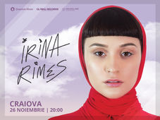 Craiova: Concert - Irina Rimes