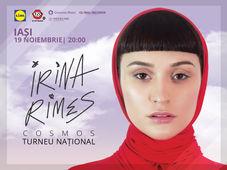 Iași: Concert - Irina Rimes