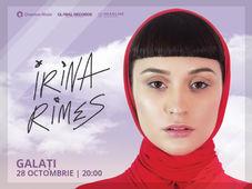 Constanța: Concert - Irina Rimes
