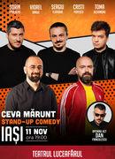 Iași: Turneu Național Ceva Mărunt Show 2