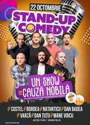 Stand-Up Comedy: Costel, Bordea, Natanticu, Dan Badea & more