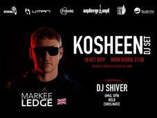 SubFM Takeover - Kosheen DJ SET by Markee Ledge