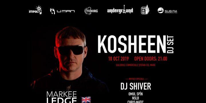 SubFM Takeover - Kosheen DJ SET by Markee Ledge