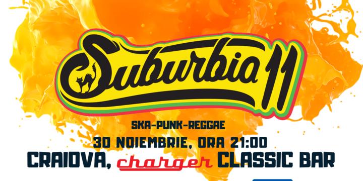 Concert Suburbia11 | Craiova