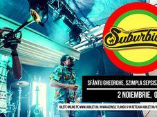 Concert Suburbia11 | Sfântu Gheorghe, Szimpla Sepsiszentgyörgy