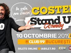 "Special de Stand up comedy - ""Ia gata, ma omor!"" Costel– Invitați: Vlad Bieltz si Raul Gheba"