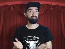 Special de Stand up comedy – Ăsta-i stand up?!  Teo – Invitat: Victor Băra