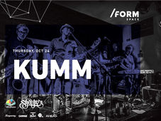 KUMM at /FORM SPACE