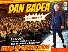 Stand Up Comedy: Dan Badea - amUmor @Craiova