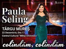 Paula Seling - Colindam, Colindam @ Targu Mures