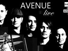 Avenue concert live la The PUB Universitatii