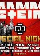 Rammstein Special Night // Capcana // Timisoara