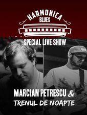 Harmonica Blues: Marcian Petrescu & Trenul de noapte