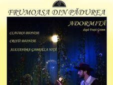 """Teatrul Coquette: """"Frumoasa din Padurea Adormita''"""