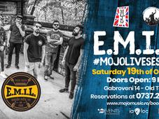 E.M.I.L. @ #MojoLiveSessions