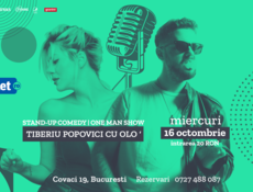Stand-Up Comedy | Tiberiu Popovici cu Olo'