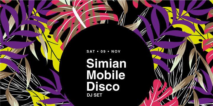 Anotimpuri pres. Simian Mobile Disco DJ-set at Midi