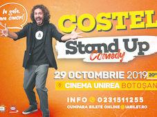 """Ia gata, ma omor!"" Costel– Invitat Raul Gheba - Botoșani"