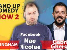 Birmingham: Stand Up Comedy cu Nae Nicolae si Gabriel Gherghe