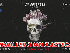 Thriller x Ian x Azteca