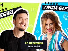 Stand-Up Comedy Anisia & Serghei