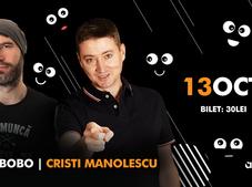 Stand-Up Comedy Adi Bobo & Cristi Manolescu