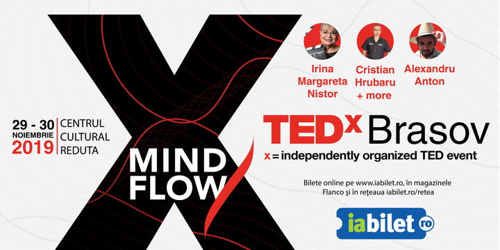 TEDxBrașov - MIND FLOW