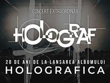 Bucuresti: 20 de ani de la lansarea Albumului Holografica