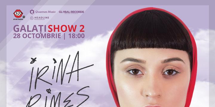 Galați: Concert - Irina Rimes Show 2