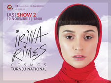 Iași: Concert - Irina Rimes Show 2