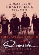 Bucuresti: Riverside @ Quantic