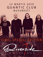 Bucuresti: Riverside @ Quantic