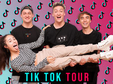 Târgoviște: Tik Tok Tour - Fratii Gogan & Fratii Munteanu