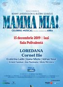 Iasi: Musicalul Mamma Mia