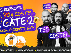 Stand Up Comedy: Teo, Costel, Alex Mocanu, Victor Băra & Drăcea