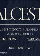 ALCEST / Spiritual Instinct Tour at /FORM SPACE