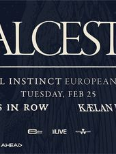 ALCEST / Spiritual Instinct Tour at Quantic