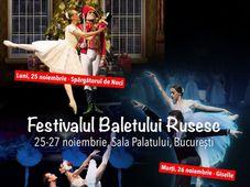 Festivalul Baletului Rusesc - Abonamente
