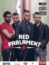 Red Parlament Live la The PUB Universitatii