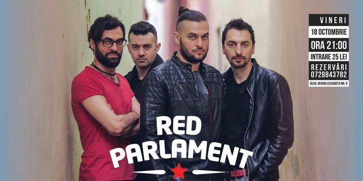 Red Parlament Live la The PUB Universitatii