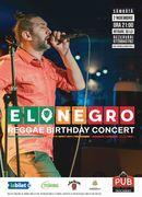 EL NEGRO Reggae Birthday Concert la The PUB Universitatii