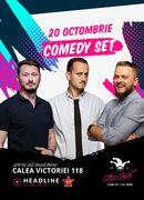 The Fool: Comedy Set cu Claudiu, Mane și Cortea