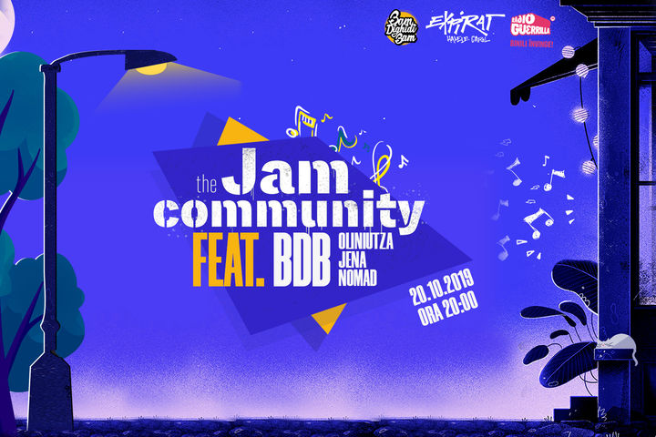 The Jam Community feat. BDB / Expirat / 20.10