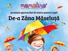 Momolino Teatru și  Povești pentru copii De-a Zâna Măseluță